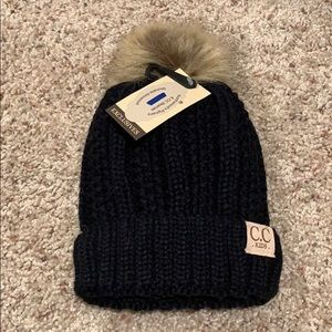 Other - Kids Beanie- Black